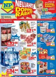 NP-Discount Aktueller Wochenflyer Dezember 2012 KW01