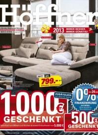 Höffner Immer günstig Januar 2013 KW01
