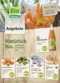 Biomarkt Aktuelle Angebote Januar 2013 KW01