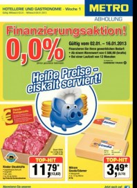 Metro Cash & Carry Gastronomie-Journal Januar 2013 KW01