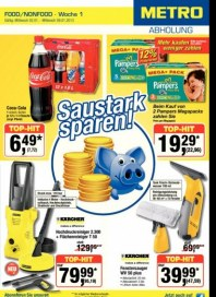 Metro Cash & Carry Food Januar 2013 KW01 1
