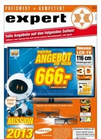 expert Aktuelle Angebote Januar 2013 KW01 1