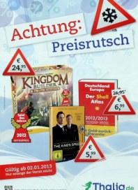 Thalia Achtung Preisrutsch Januar 2013 KW01