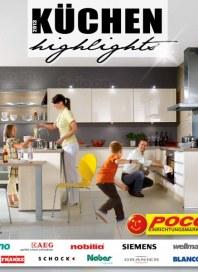 POCO Küchenkatalog Januar 2013 KW01