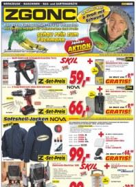 ZGONC Handel GmbH ZGONC Angebote bis 26.01.2013 Januar 2013 KW02