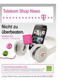 Telekom Shop Nicht zu überbeaten! Shop News Winter 2012/13 November 2012 KW46