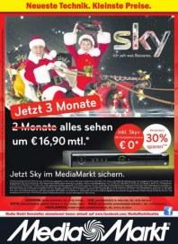 MediaMarkt Media Markt Oberösterreich 27.12. - 22.01.2013 Dezember 2012 KW52