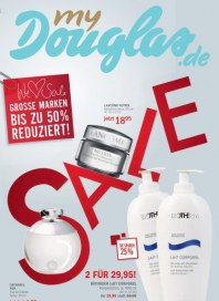 Douglas We Love Sale Januar 2013 KW02