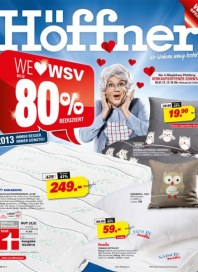 Höffner WSV Spezial Januar 2013 KW02