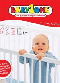 BabyOne Möbel Januar 2013 KW02