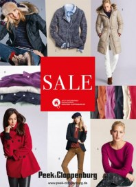 Peek & Cloppenburg Sale Januar 2013 KW02