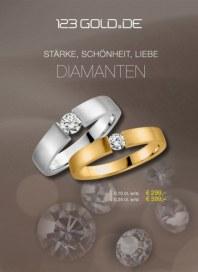 123gold Stärke, Schönheit, Liebe - Diamanten Januar 2013 KW01
