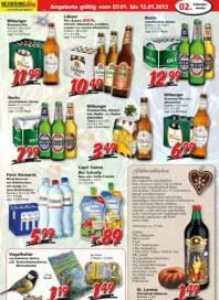 Getränkeland Angebote Januar 2013 KW02