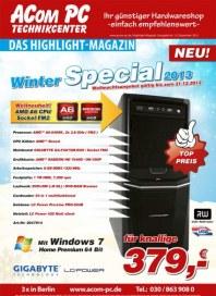 Acom PC Winter Special 2013 Januar 2013 KW02