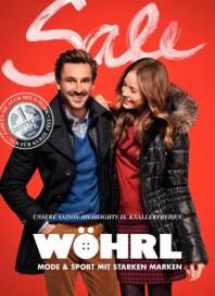 Wöhrl Saisonhighlights zu Knallerpreisen Dezember 2012 KW52