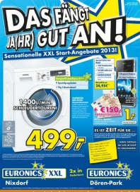 Euronics DAS FÄNGT JA(HR) GUT AN Januar 2013 KW02