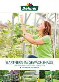 Dehner Gärtnern wie im Gewächshaus Januar 2013 KW02