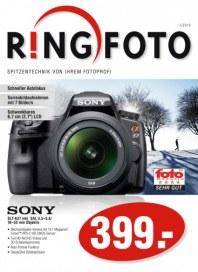 Ringfoto Spitzentechnik von Ihrem Fotoprofi Januar 2013 KW02