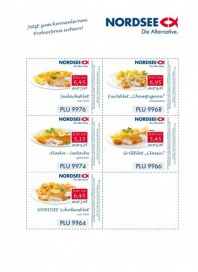 Nordsee Coupons Januar 2013 KW02