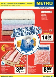 Metro Cash & Carry Gastronomie-Journal Januar 2013 KW02 1