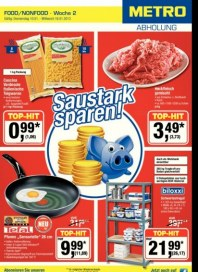 Metro Cash & Carry Food Januar 2013 KW02 2