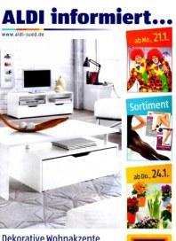 Aldi Süd Angebote Januar 2013 KW04