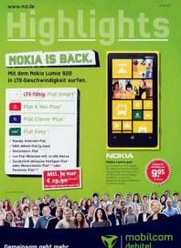 mobilcom Aktuelle Angebote Januar 2013 KW01