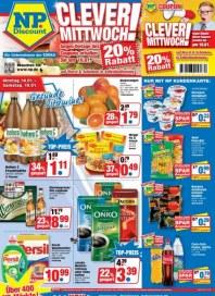 NP-Discount Aktueller Wochenflyer Januar 2013 KW03 1