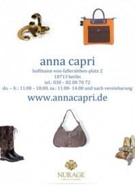 anna capri Angebote Januar 2013 KW03