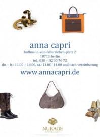 anna capri Angebote Januar 2013 KW03 1