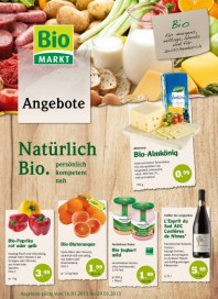 Biomarkt Bio Januar 2013 KW03