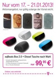 Telekom Shop xqBeats Januar 2013 KW03
