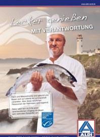 Aldi Nord Fischeinkauf Januar 2013 KW03