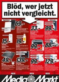 MediaMarkt Blöd, wer jetzt nicht vergleicht Januar 2013 KW03