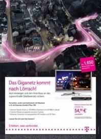 Telekom Shop Das Giganetz kommt Januar 2013 KW03