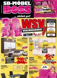 MÖBEL BOSS Aktion Rotstift Januar 2013 KW04 2