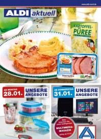 Aldi Nord Deftige Mahlzeiten Januar 2013 KW05