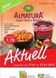 Alnatura Aktuelle Angebote Januar 2013 KW03 1