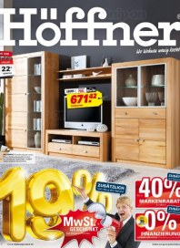 Höffner Aktuelle Angebote Januar 2013 KW03 1