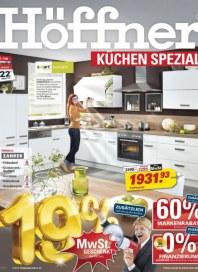 Höffner Küchen Spezial Januar 2013 KW03
