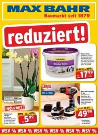 Bahr Baumarkt Aktuelle Angebote Januar 2013 KW04 1