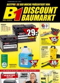 B1 Discount Baumarkt Aktuelle Angebote Januar 2013 KW04 1