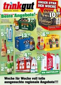 trinkgut Voll tolle Angebote Januar 2013 KW05