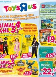 Toys'R'us Nimm 4, zahl 3 Januar 2013 KW05