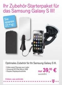 Telekom Shop Samsung Starterpaket Januar 2013 KW05