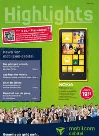 mobilcom-debitel Highlights Januar 2013 KW05