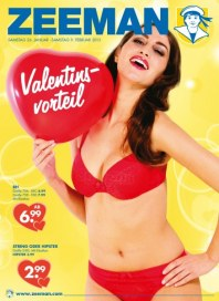 Zeeman Aktuelle Angebote Februar 2013 KW05