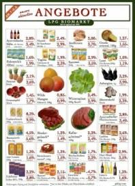 LPG Biomarkt Aktuelle Angebote Januar 2013 KW05 2