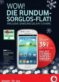 Vodafone Vodafone Red Januar 2013 KW05