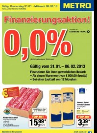 Metro Cash & Carry Gastronomie-Journal Januar 2013 KW05 4